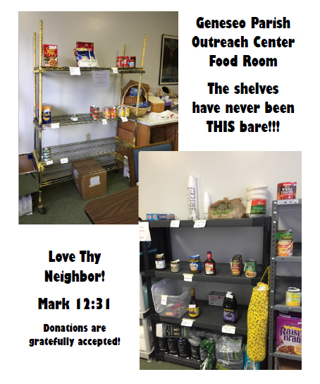 Food Pantry Geneseo Ny