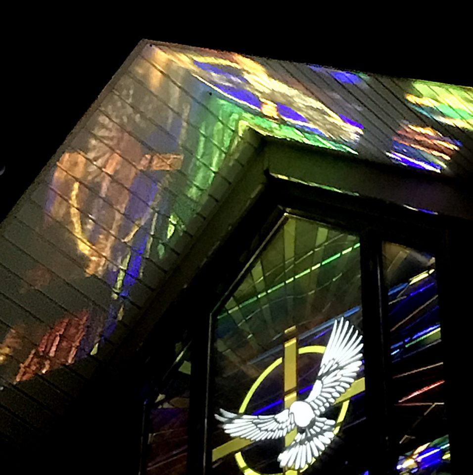Stained Glass Night Shot
